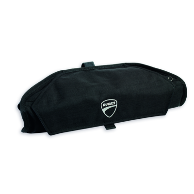 Handlebar bag.