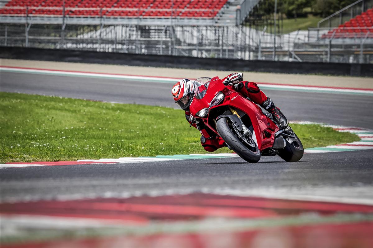 Ducati Traction & Wheelie Control Evo. 1299