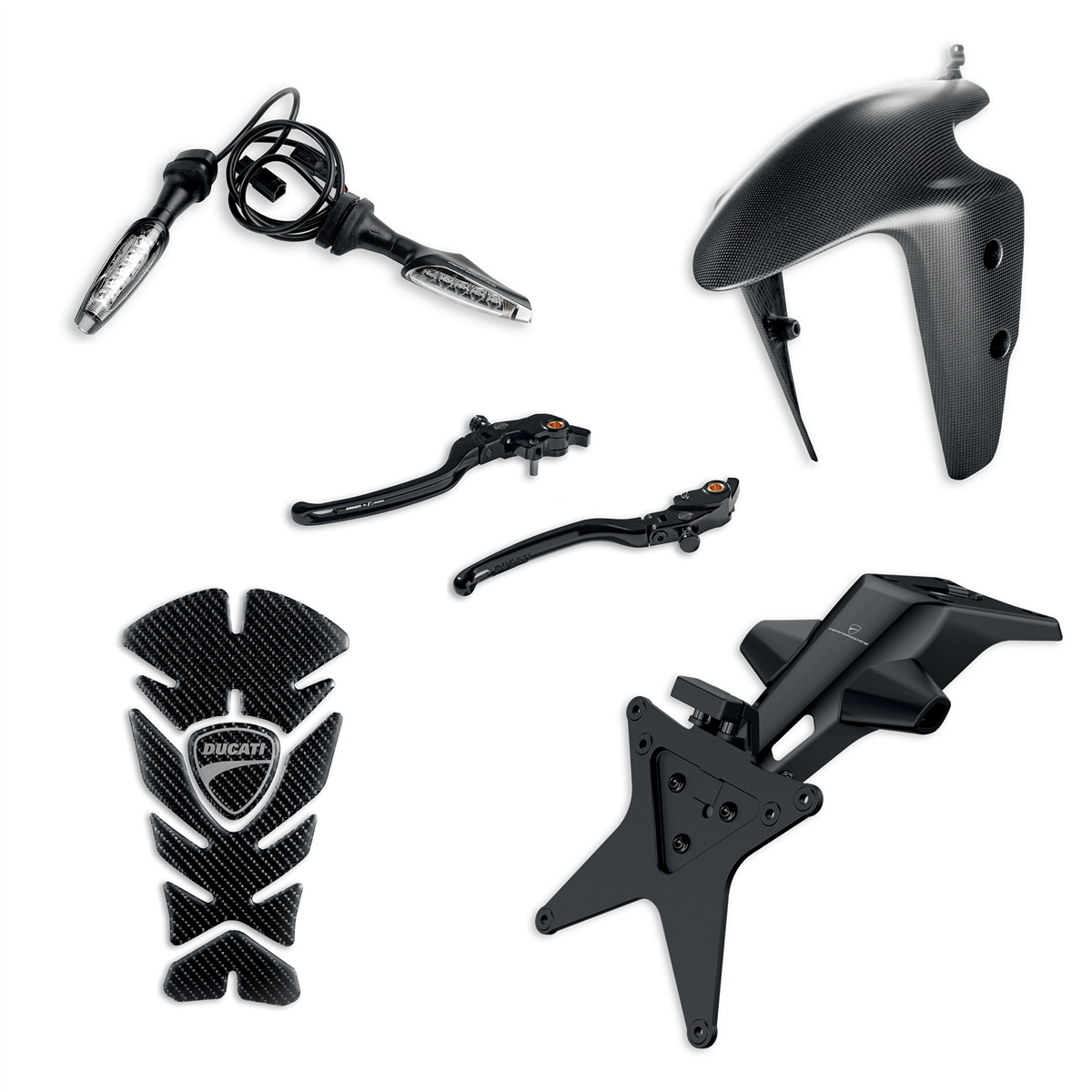 SuperSport Sport accessory pack.