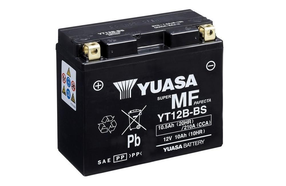 Ducati battery YT12B-BS