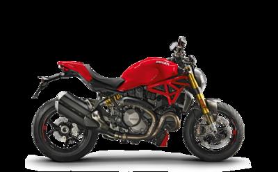 Monster 1200S Rød 2020