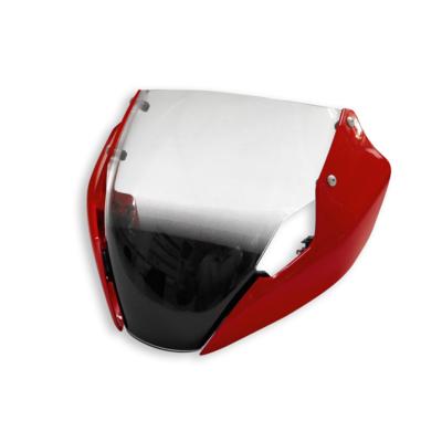 Sport headlight fairing