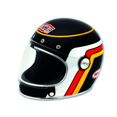 Black Track - Full-face helmet
