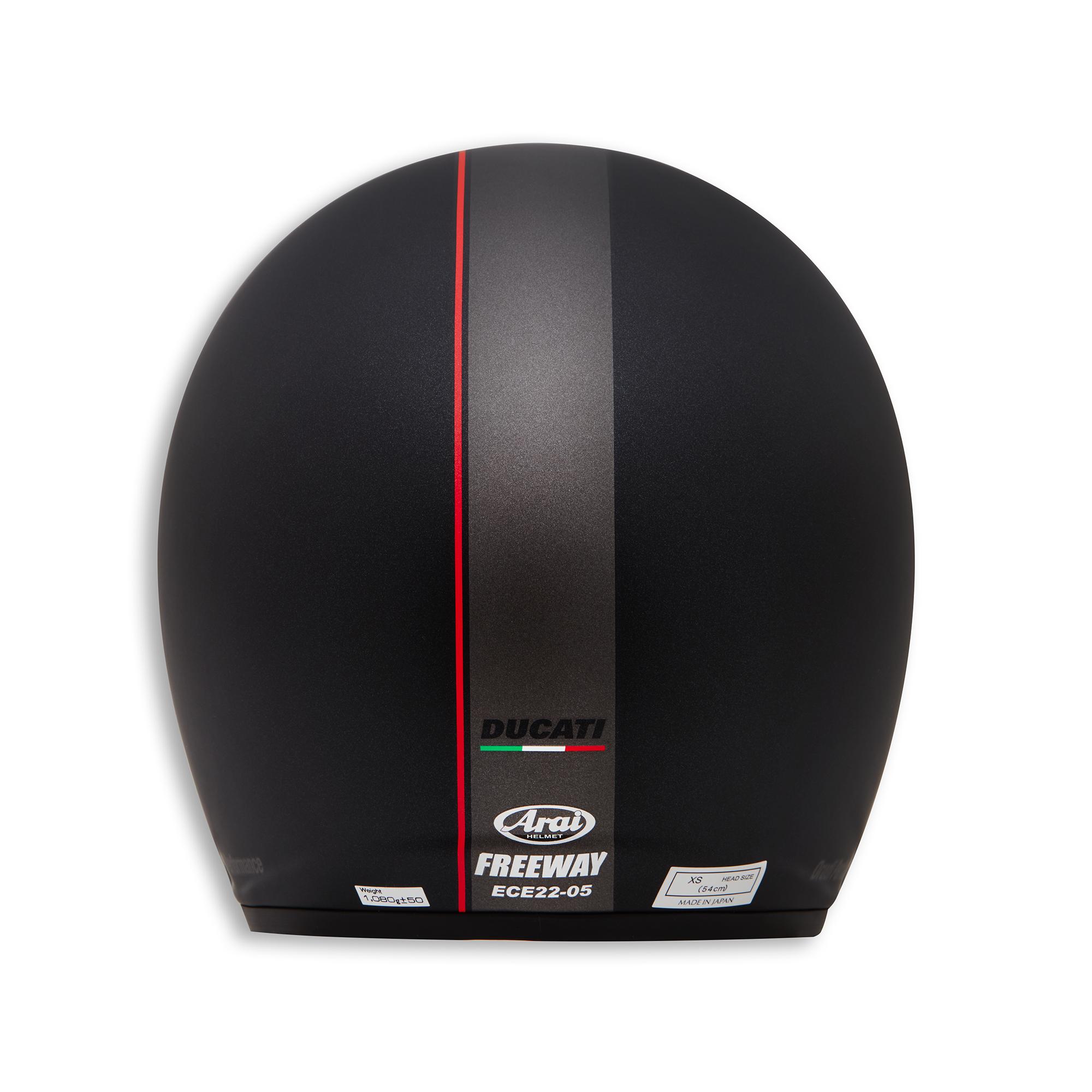 Merge - Open face helmet