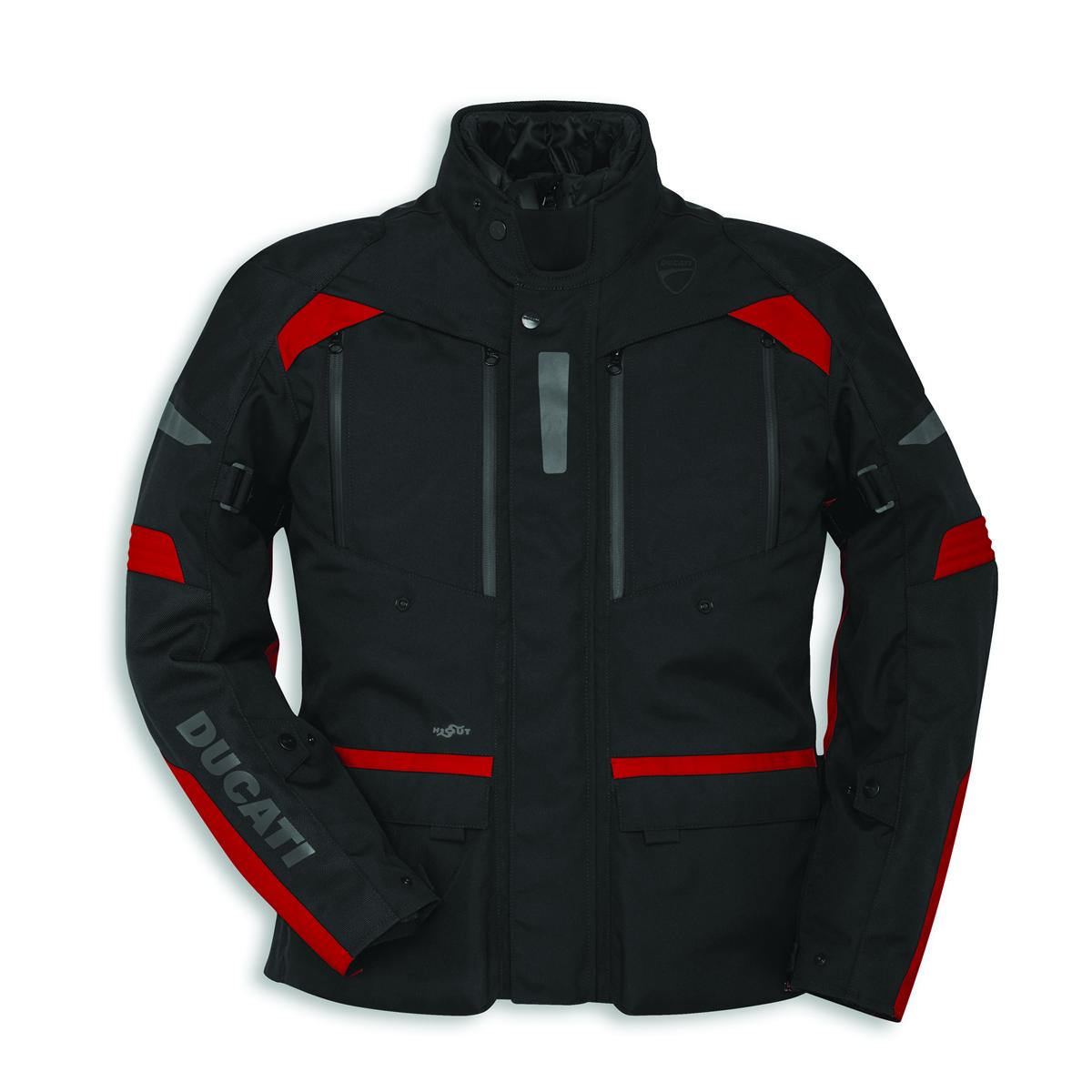 Fabric jacket Tour C3