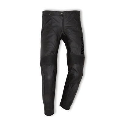 Company C3 - Leather trousers Woman