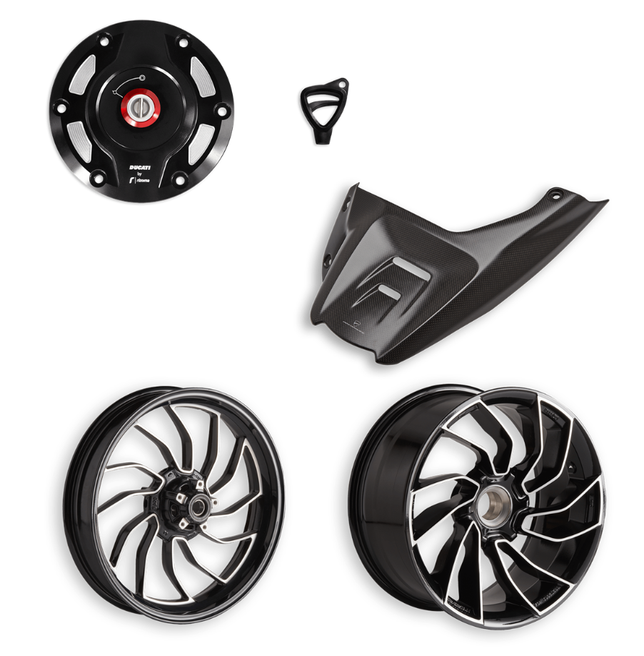 Diavel 1260 Sport accessory pakke