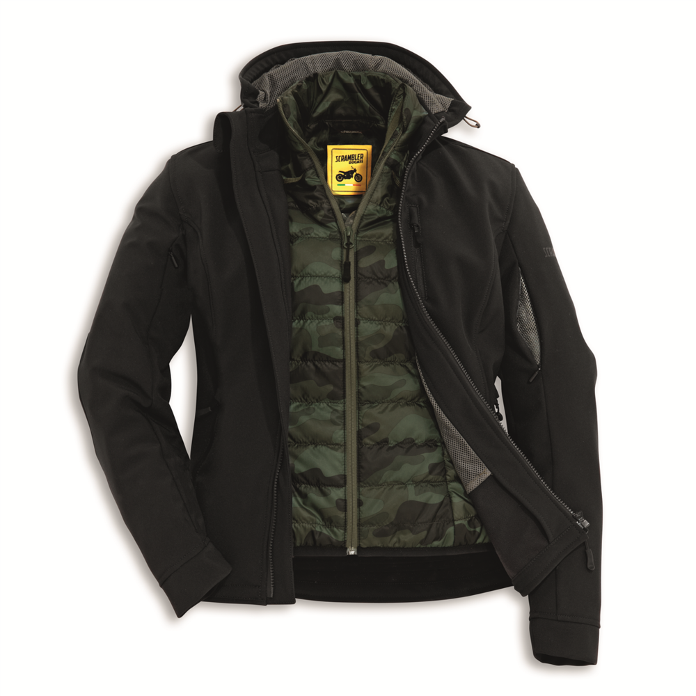 Jacket SCR Outdoor Lady L 981030775
