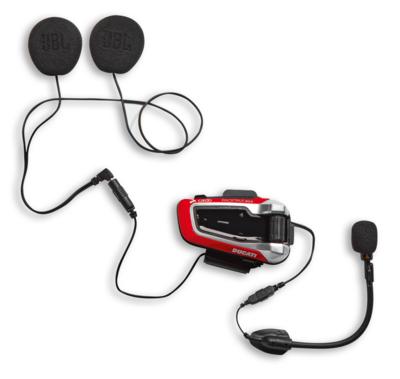 Ducati Communication System V2