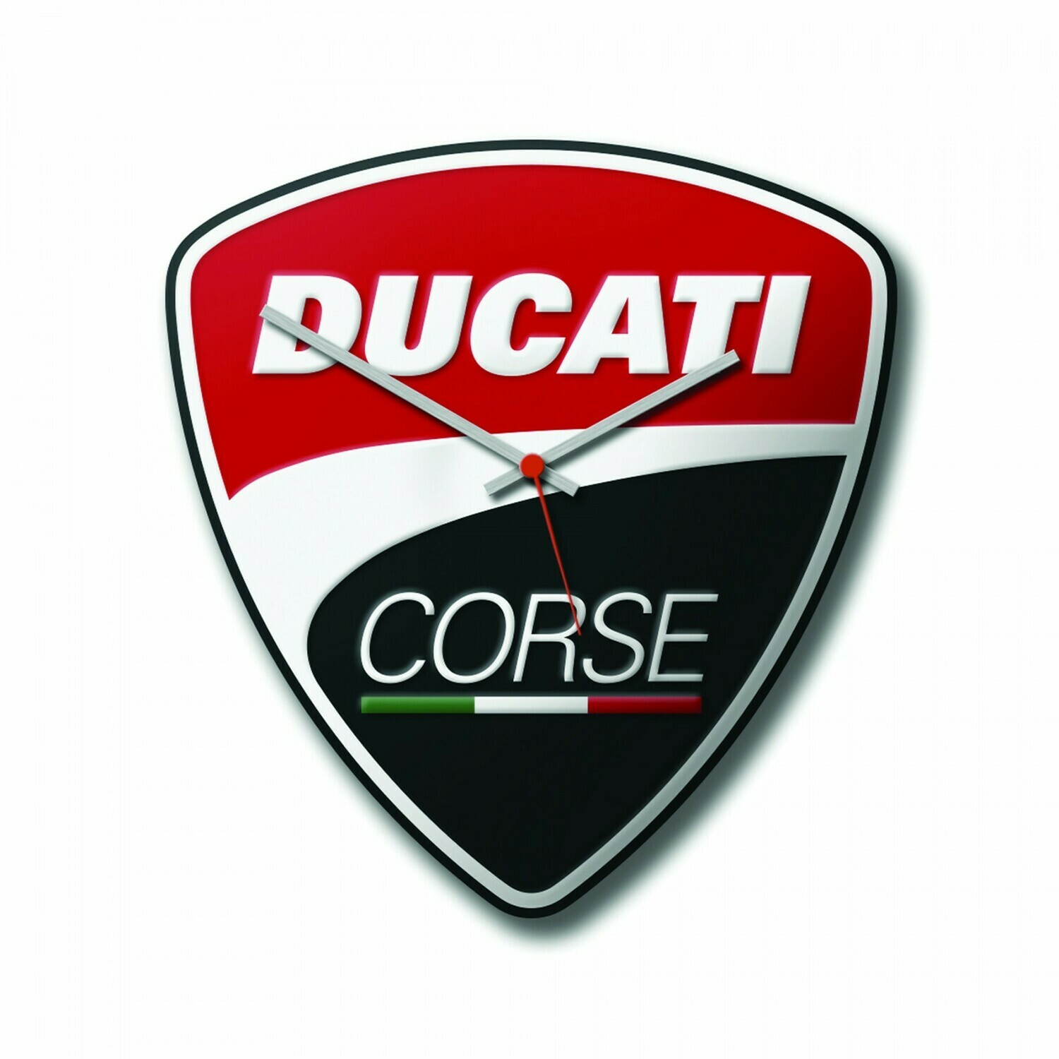 Wall clock Power Ducati Corse 28x30 cm