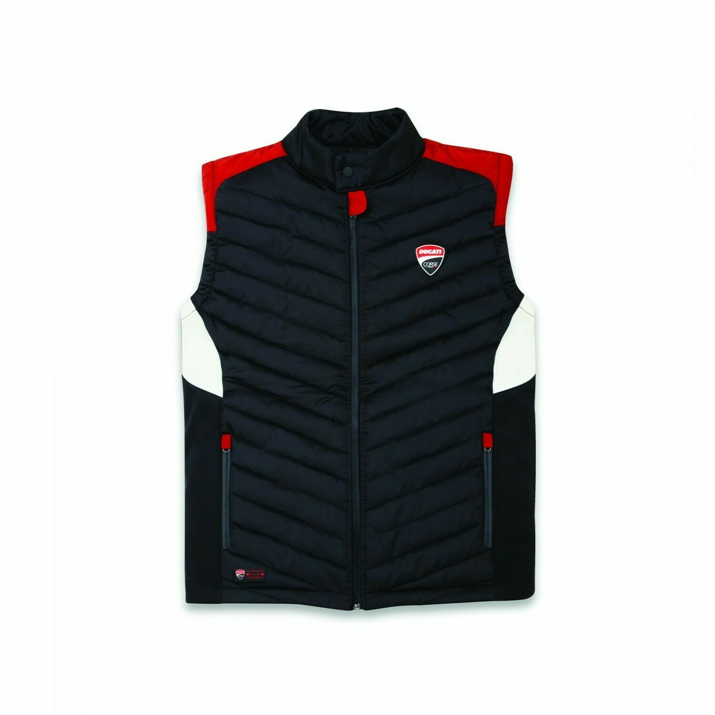 Textile vest Power Ducati Corse