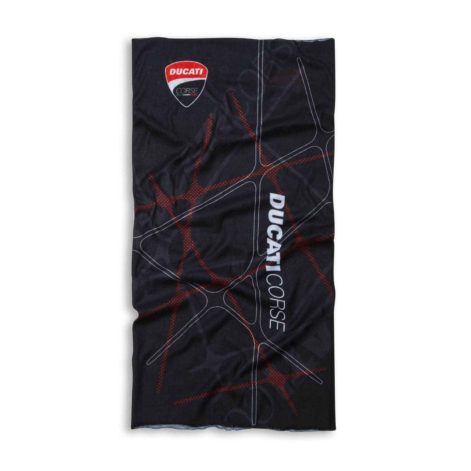 Neck warmer Ducati Corse Unisex Grey 987699430