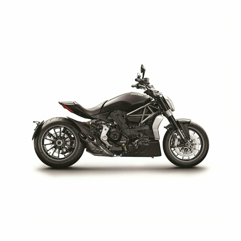 Bike Model XDiavel - 1:18