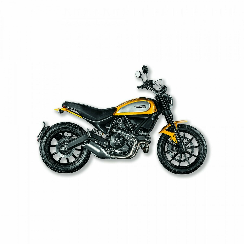 Bike Model Scrambler® - 1:18