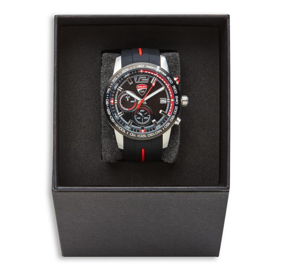 Quartz Chronograph Ducati Corse Redline