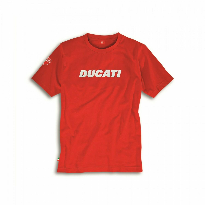 T-shirt Ducatiana 2 Red