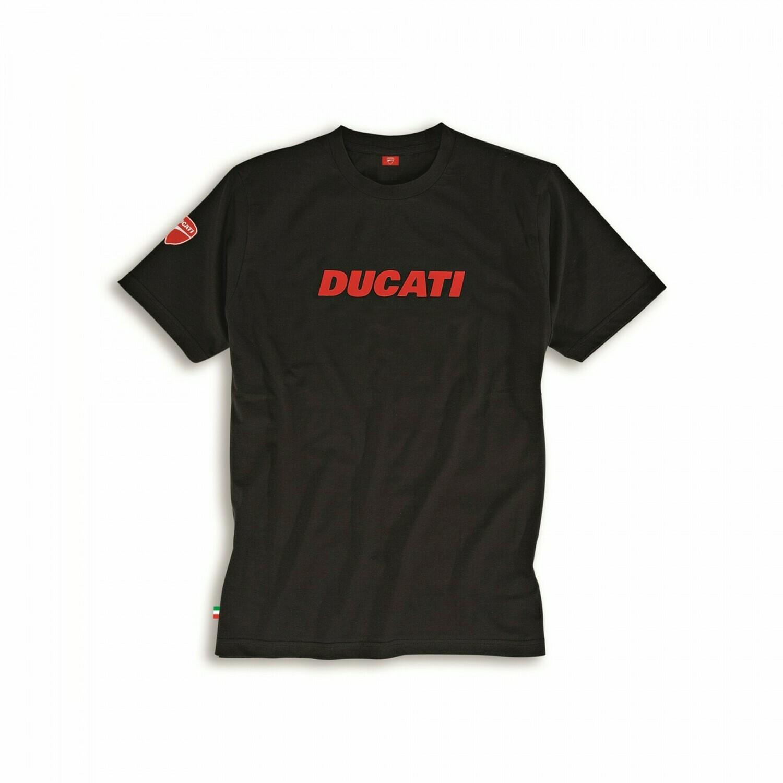 T-shirt Ducatiana 2 Black