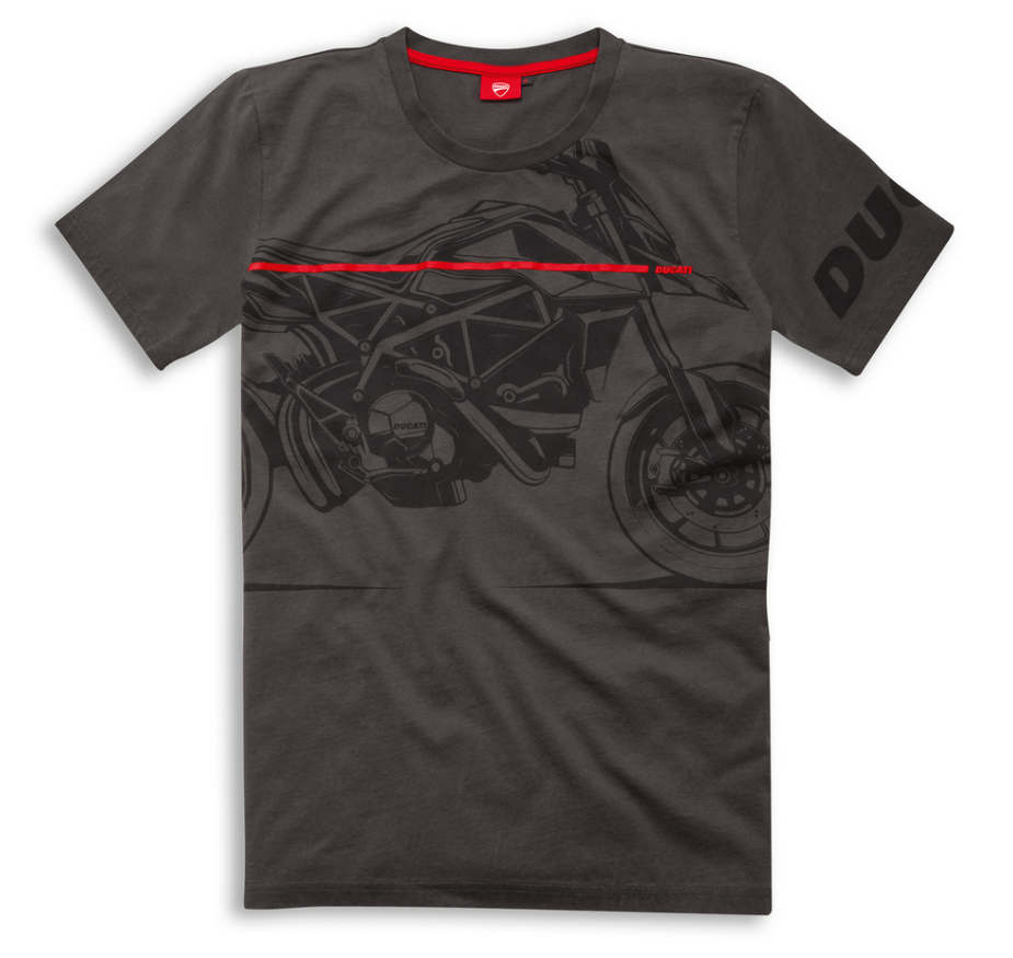 T-shirt Red line 98770036