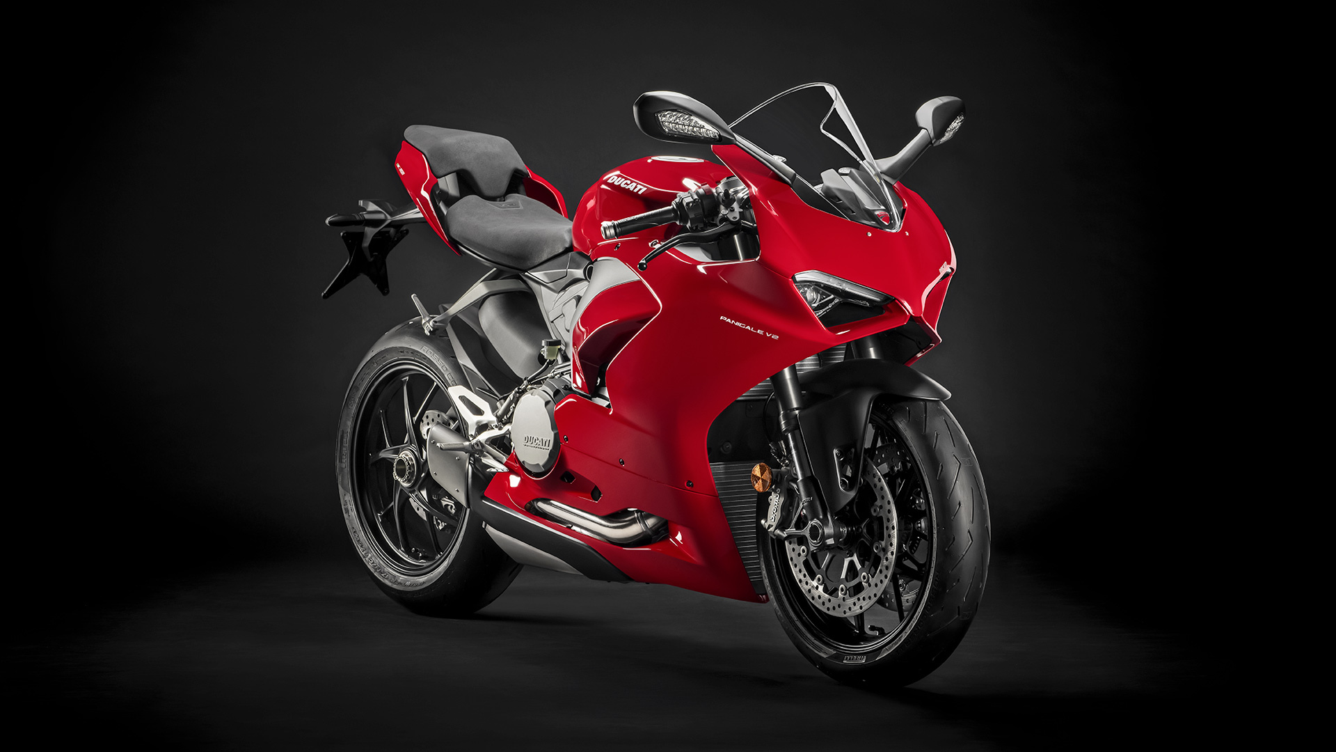 Panigale V2 Red 2020