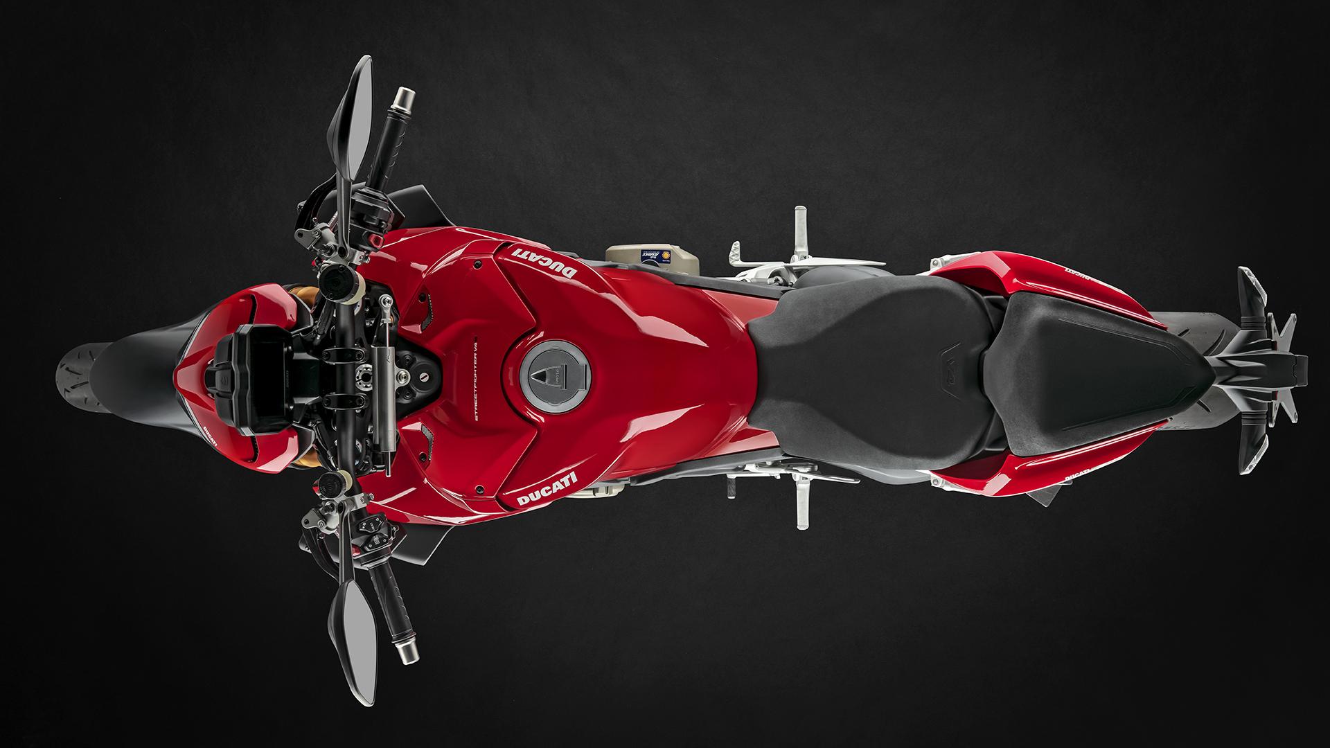 Ducati Streetfighter V4S 2020