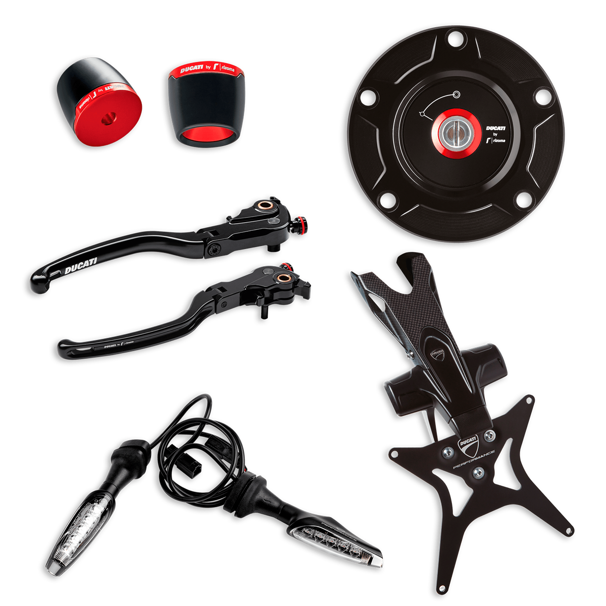 Sport Panigale accessory package.