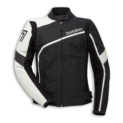 Ducati 77 - Leather jacket Lady