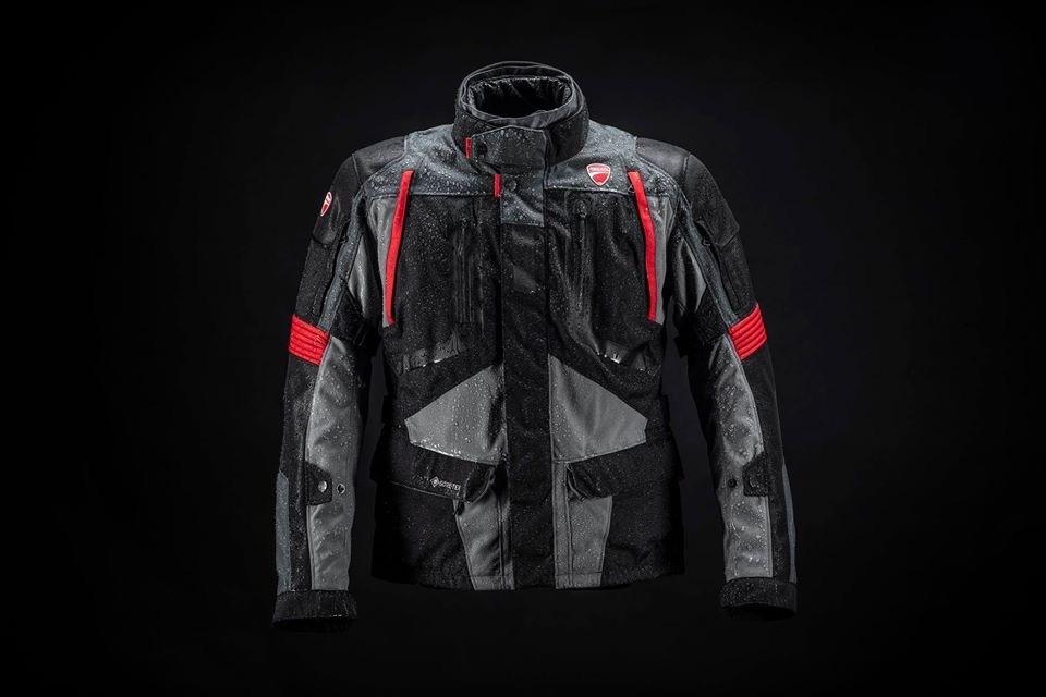 Strada C4 - Fabric jacket