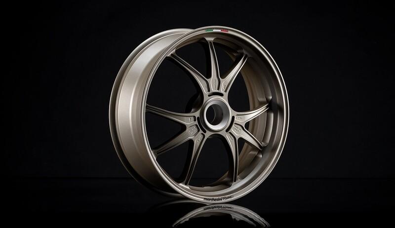 Magnesium wheels