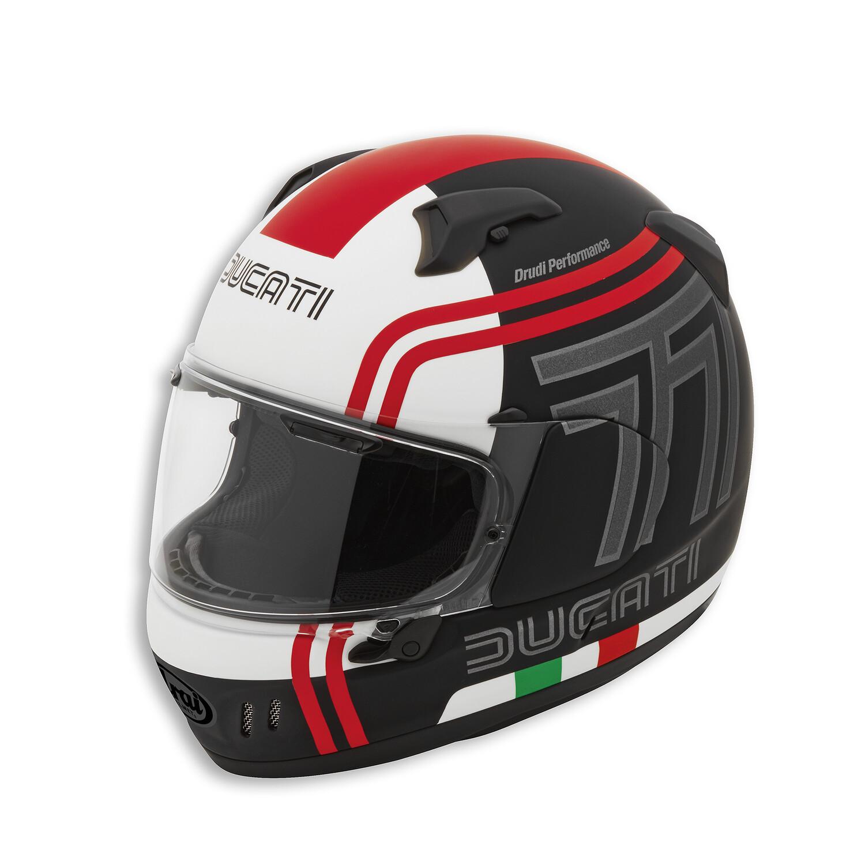 Ducati 77 - Full-face helmet