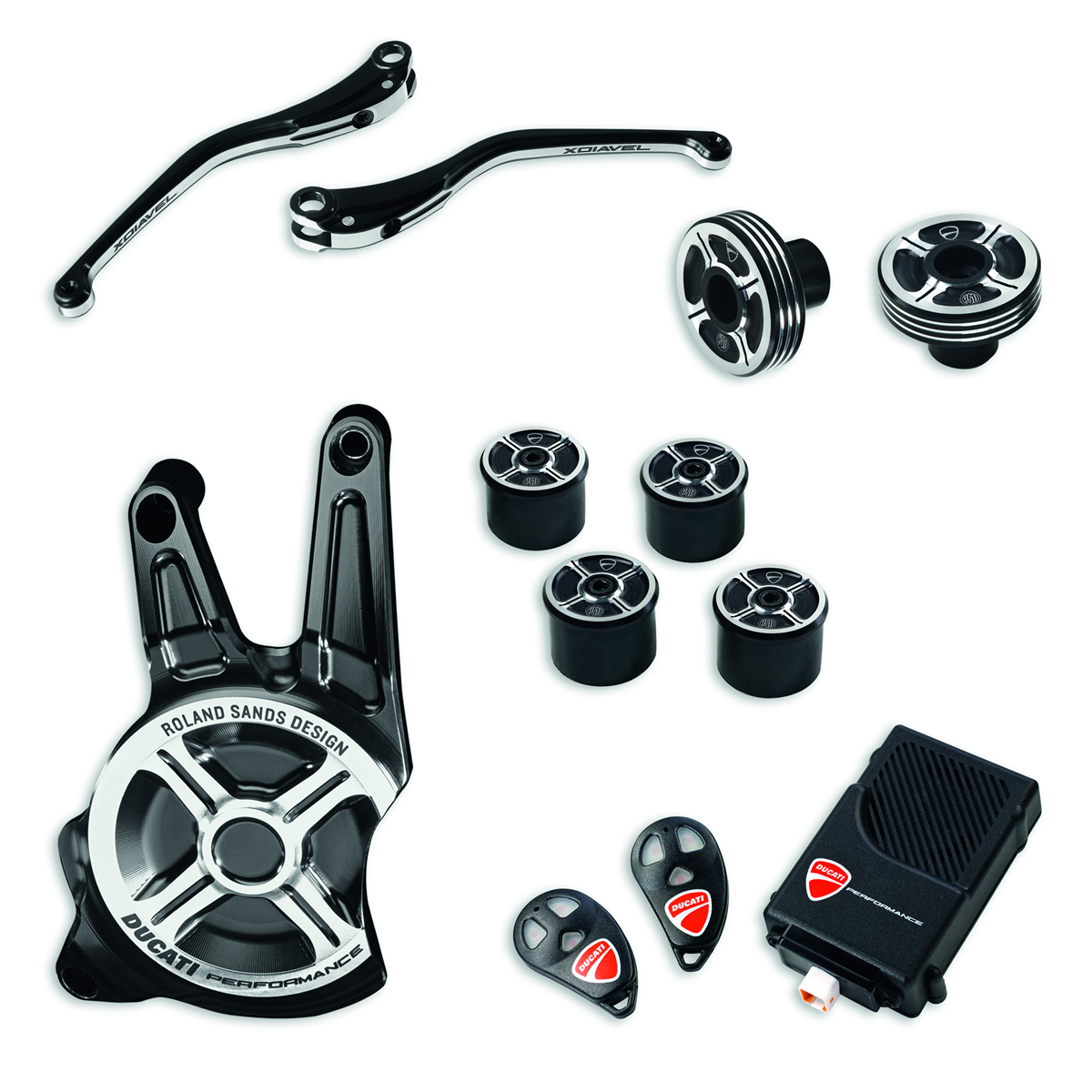 XDiavel Urban accessory package.