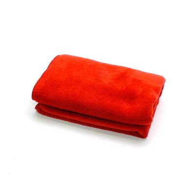 Microfiberklut – Rød – Vår favoritt