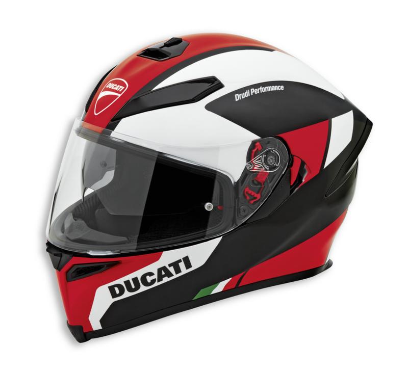 Helmet Peak V5 - Full-face helmet
