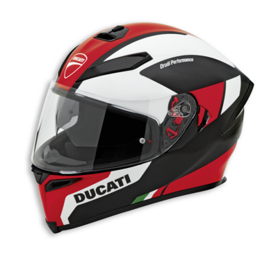 Helmet Peak V5 - Full-face helmet