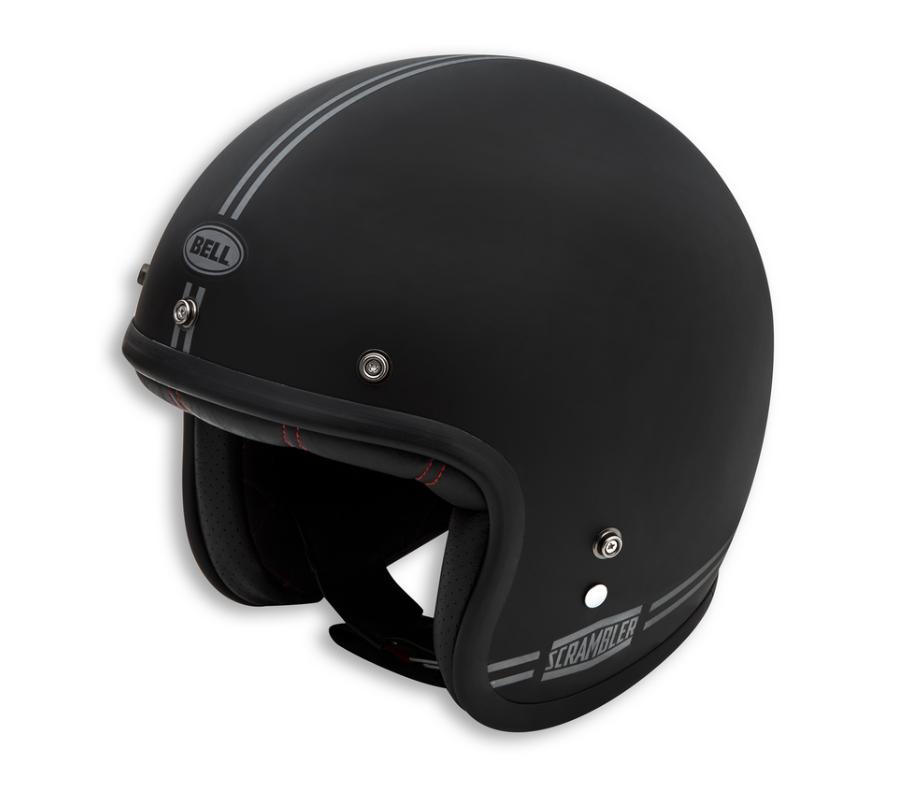 Helmet Black Swag