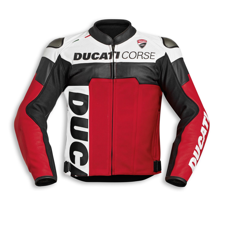 Ducati Corse C5 - Leather jacket