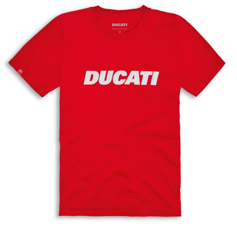 T-shirt Ducatiana 2.0 Red
