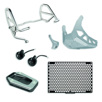 ENDURO MULTISTRADA V4 ACCESSORY PACK.