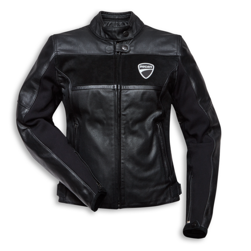 Company C2 Leather jacket Lady