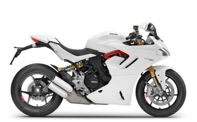 Supersport S Hvit 2021