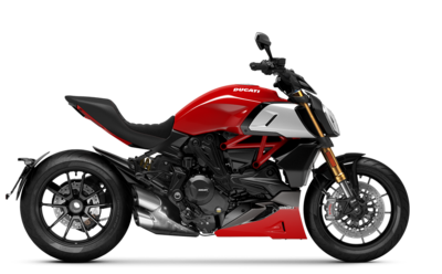 Diavel 1260 S Red 2021 NEW!!
