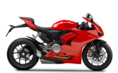 Panigale V2 Red 2021