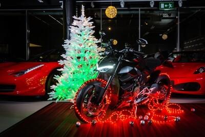 Ducati Streetfighter V4 2020 Black Label