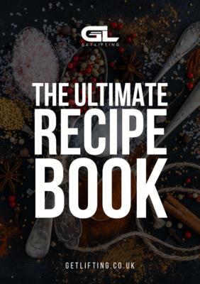 The Ultimate Recipe Book 3