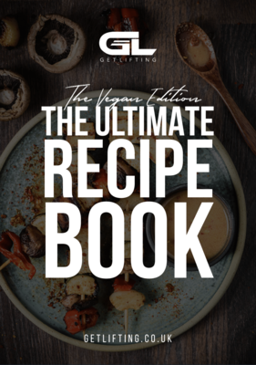 The Ultimate Recipe Book - Vegan Edition