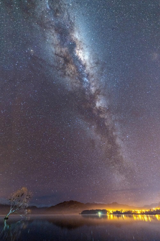Milkyway Sky at Lake Wanaka
