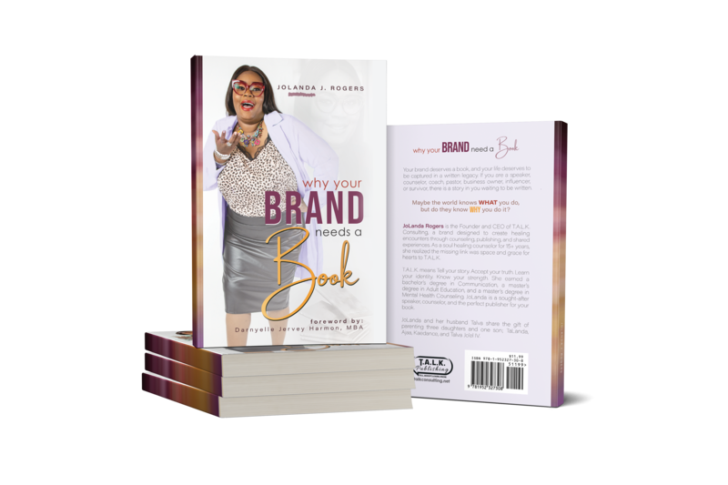 Why Your Brand Needs A Book