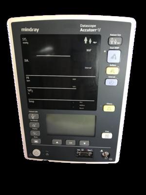 Mindray Datascope Accutorr V