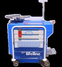 Metro Lifeline Emergency cart