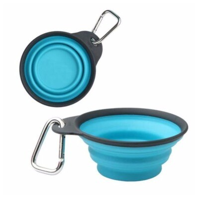 Collapsible Travel Cup- 1 cup and 2 cup