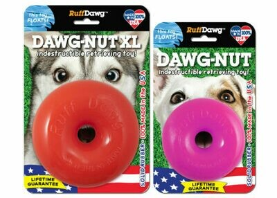 Ruff Dog Donut